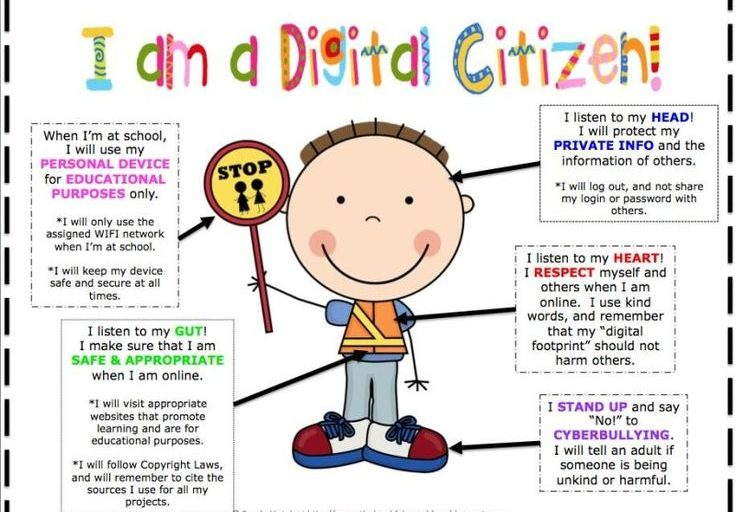 Internet Safety for Elementary School Students – Inner City Technology